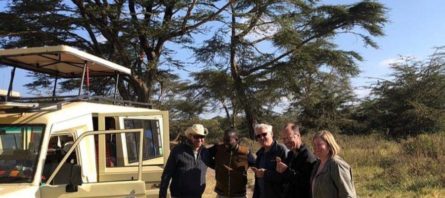 African Safari Adventure Holiday Tour