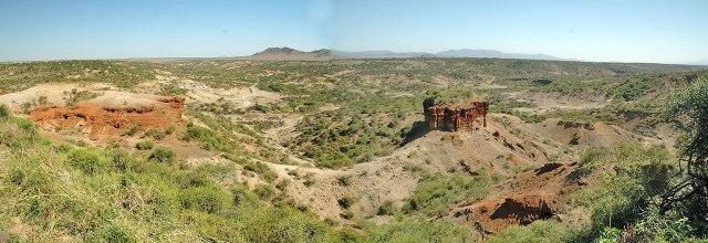 Olduvai Gorge & Laetoli
