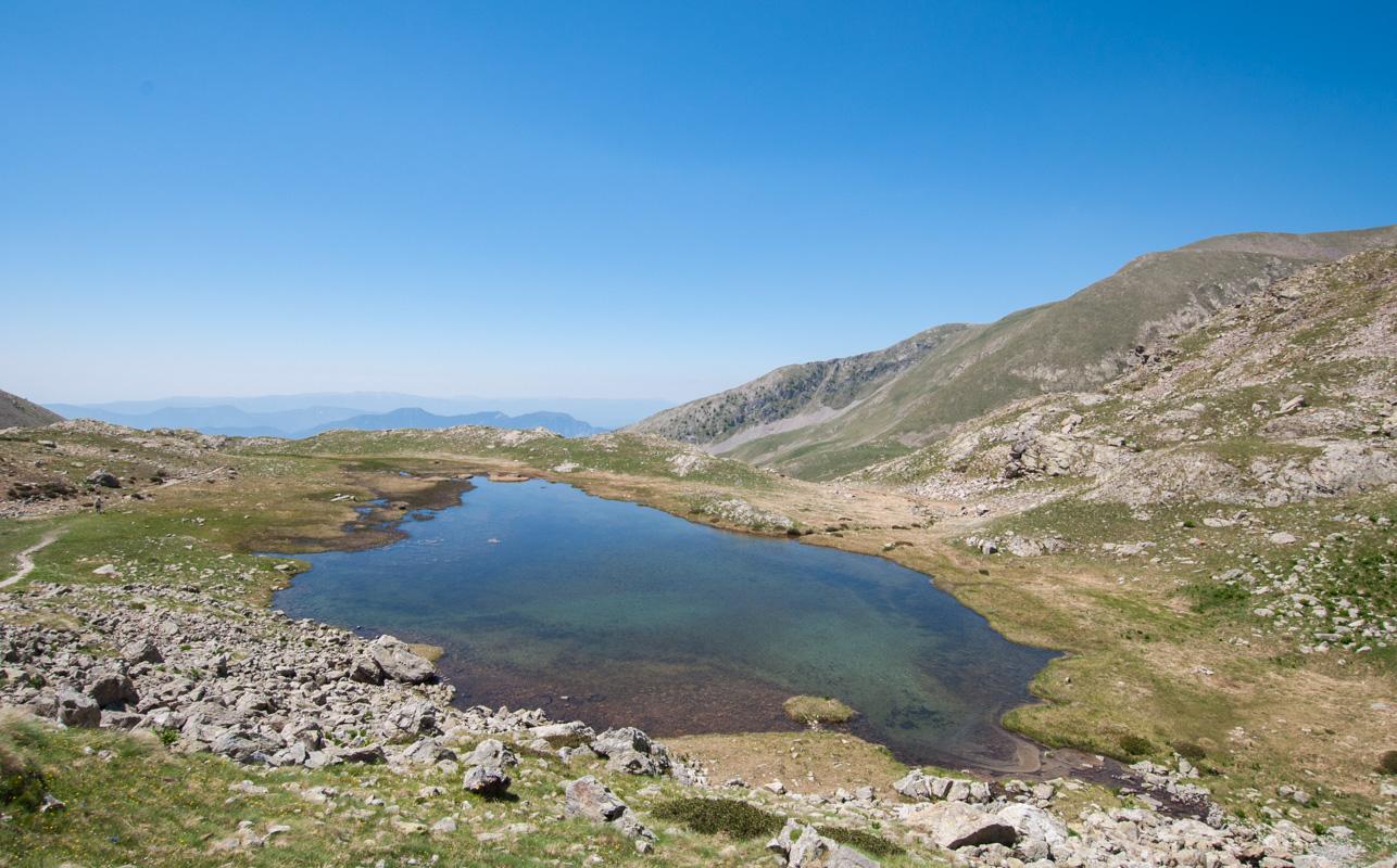 Lacs des Millefonts - Lac Long