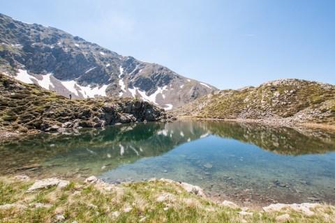 Lacs des Millefonts - Lac Rond