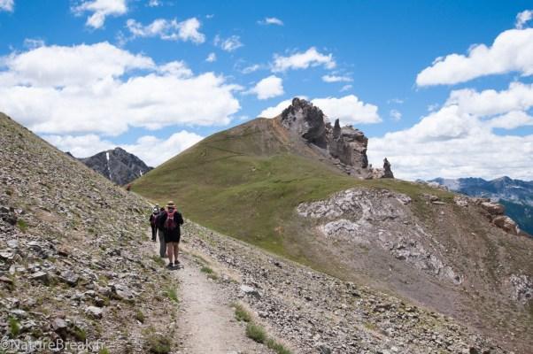 Circuit de Tortisse - Du Col de Fer vers les Aiguilles de Tortisse
