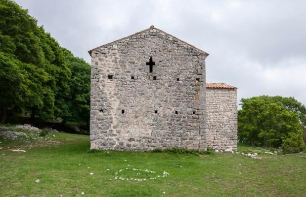Chapelle Saint-Michel de Coursegoules