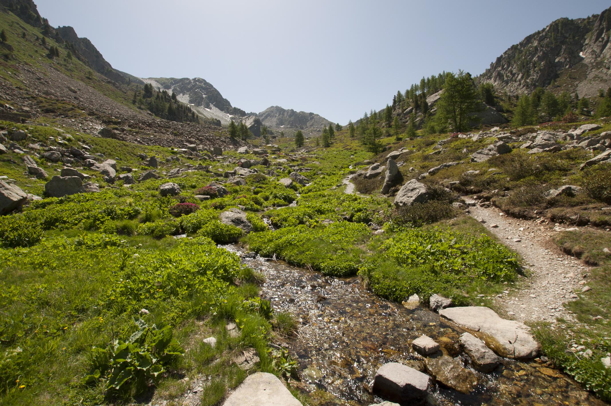Randonnée - Vallée des Merveilles