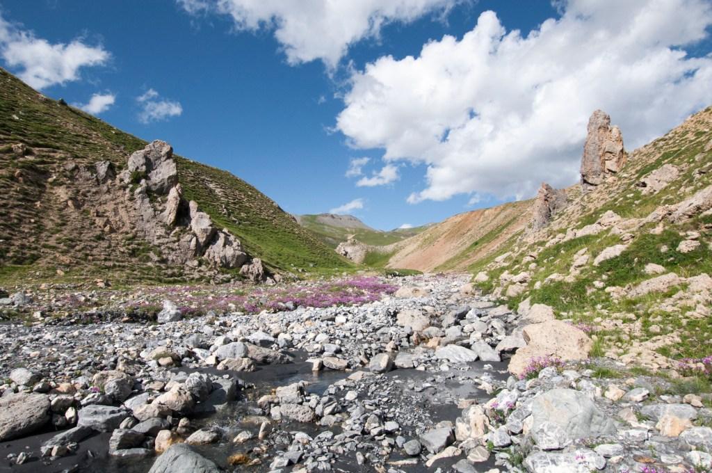 Trek - lacs de Vens et lacs de Morgon