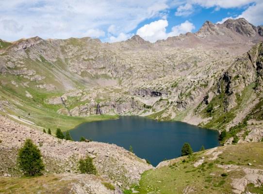 Lac et refuge de Vens
