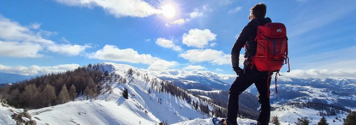 Randonnée - Mont Brussière et Sommet du Countent