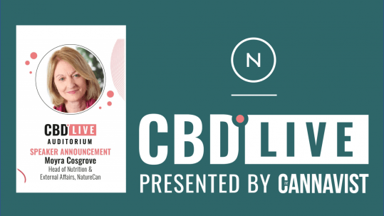 Cannavist's CBD Live
