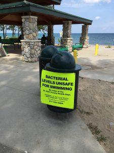Beach Advisory