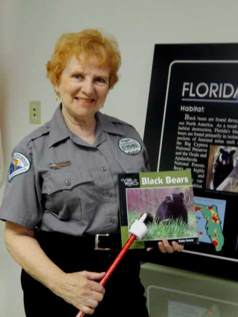 Barbara Cairns, Park Volunteer presents Wildlife Jeopardy