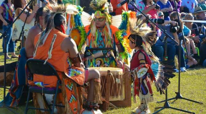 Join the Celebration: Brooksville Native American Festival