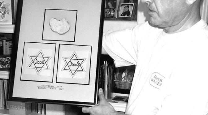 Holocaust Survivor Pieter Kohnstam to tell his Family's Story at St Leo 3/29