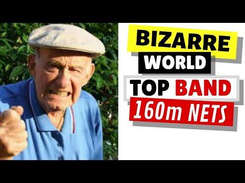 The Bizarre World of Top Band 160m Ham Radio NETS #hamradio #dxcommander