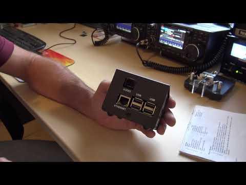 RigPi Remote Station Server MFJ-1234, Remote Control HF Radio