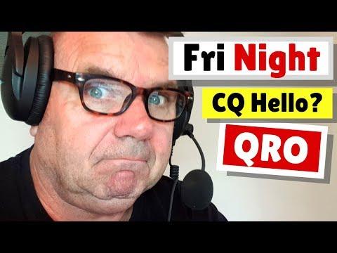 Friday Night - Ham Radio Night - 80m and 40m