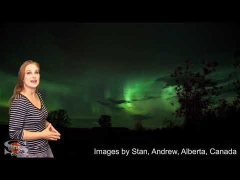 Sound the All Clear After Aurora: Solar Storm Forecast 09-13-2019