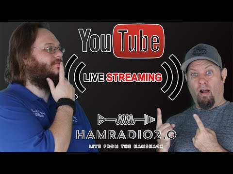 LIVE! From The Hamshack | Black Friday and Cyber Monday