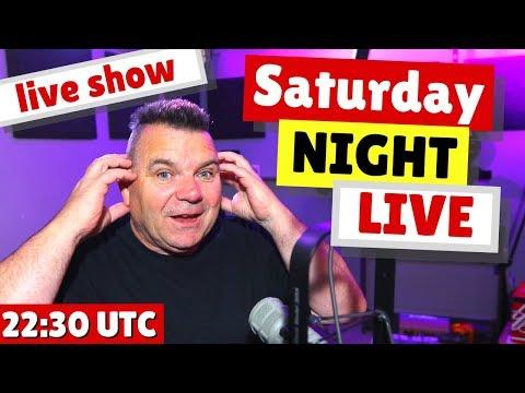 11th Jan 2019 - Saturday Night Live - Callum M0MCX