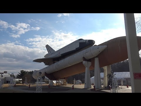 Tour U.S. Space And Rocket Museum In Alabama!