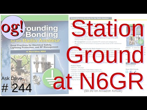 Extensive Ground System at N6GR (#242)