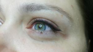 Hajutustehnikas suitsusilm ülalainer püsimeik silmadele1