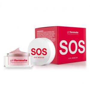 phformula sos eye rescue silmaümbruskreem tumedatele silmaalusteleedatele silmaalusele