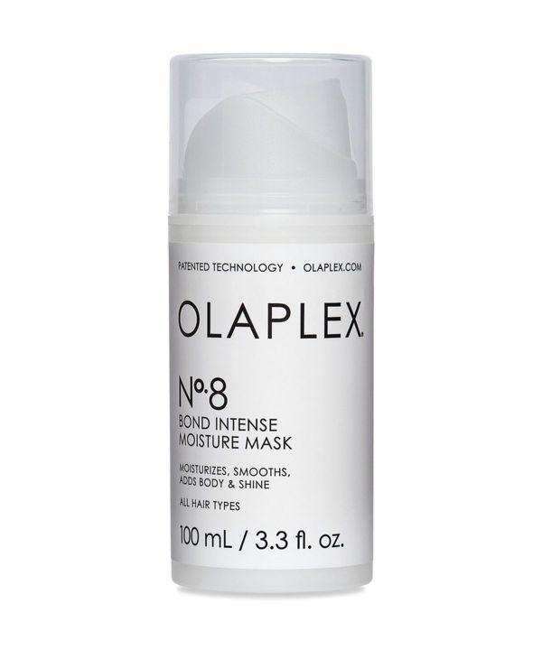 Olaplex 8 bond intense moisture mask juuksemask kahjustunud juustele