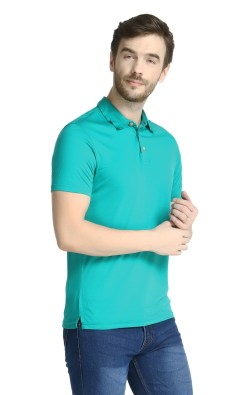 Bamboo clothing Sustainable Tortoise Polo T shirt 5