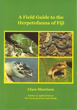 A Field Guide to the Herpetofauna of Fiji