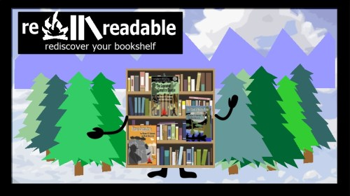 Rediscover your Bookshelf<br><span style='color:#585858;font-family:Courier;font-size:20px;'>with Mr. Bookshelf</span>