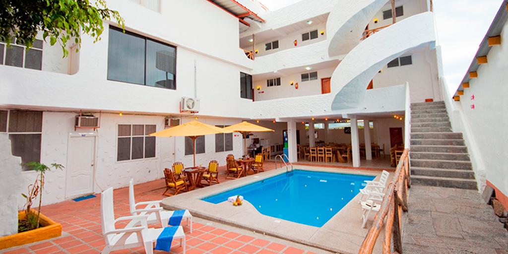 Terrace Inn Water