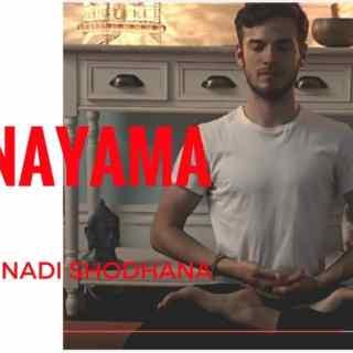 PRANAYAMApractice NADI SHODHANA