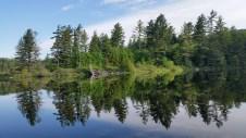 Lake Lila Reflection