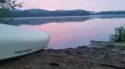 Sunrise on Lake Lila