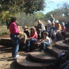 portfolio, coyote, coyote tales, coyote skin, Cache Creek Conservancy, Woodland, storytelling, stories, interpretive walk, interpretation, families