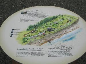Native American, Chinook, Middle Village, Oregon, history, culture, story, interpretation, site, National Park Service, canoe, transportation,