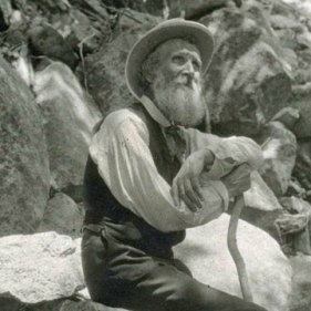 John Muir, field trip curriculum, experience, schools, children, fourth grade, third grade