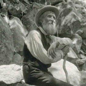 John Muir, field trip curriculum, experience, schools, children, fourth grade, third grade