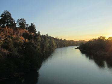 American River, American River Parkway, Jedediah Smith Memorial Trail, Fair Oaks, Fair Oaks Bridge, water, Sacramento, Sacramento County, American River Parkway, scenic, trails, water