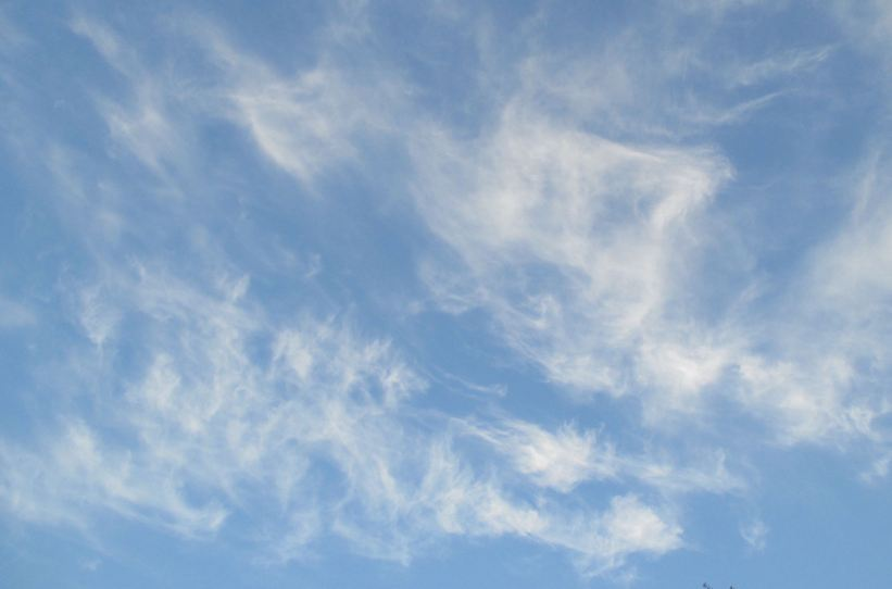 mornings, clouds, Fair Oaks Bridge, American River