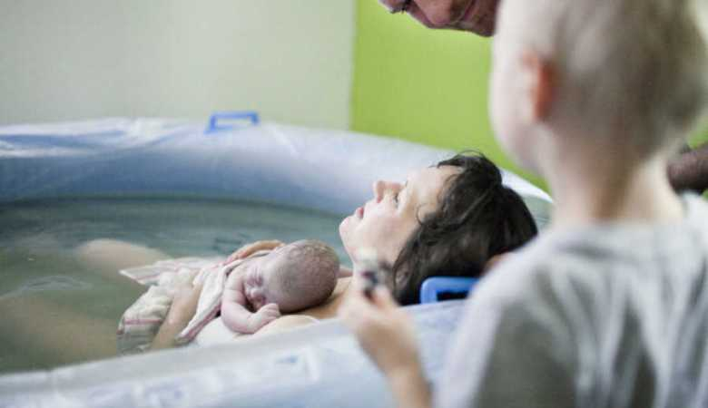 bénéfices de l'accouchement à la maison