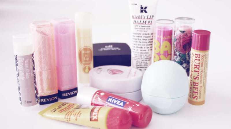 Nouveau scandale : la liste des baumes à lèvres toxiques !