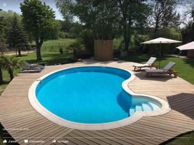 naturellement bois - piscine deck