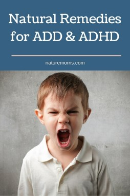 Natural Remedies for ADD and ADHD