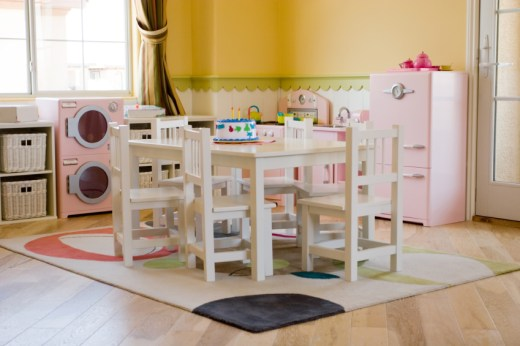 Wooden Play Kitchen Sets for Natural Play