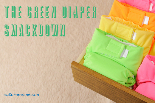 The Green Diaper Smackdown