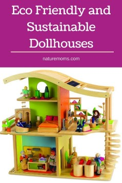 Eco Friendly and Sustainable Dollhouses