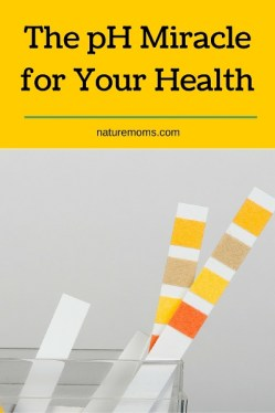 pH Miracle for health