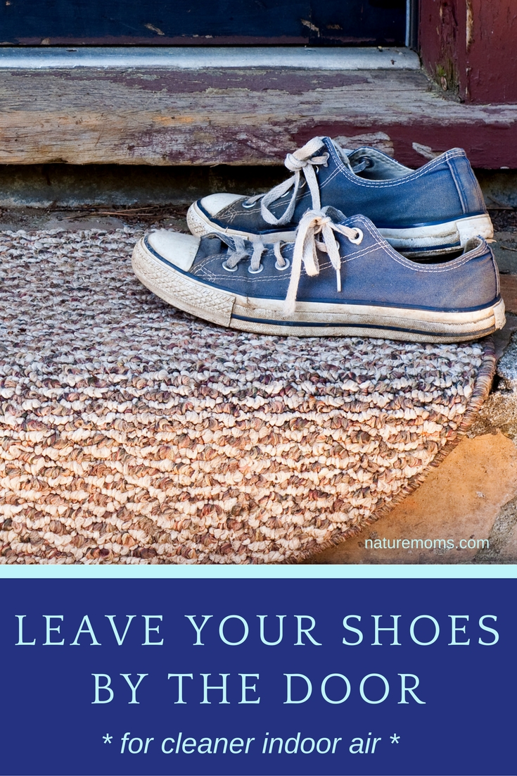 Merveilleux Leave Shoes By Door Cleaner Indoor Air