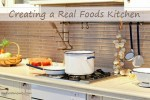Creating a Real Foods Kitchen