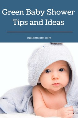 Green Baby Shower Tips and Ideas